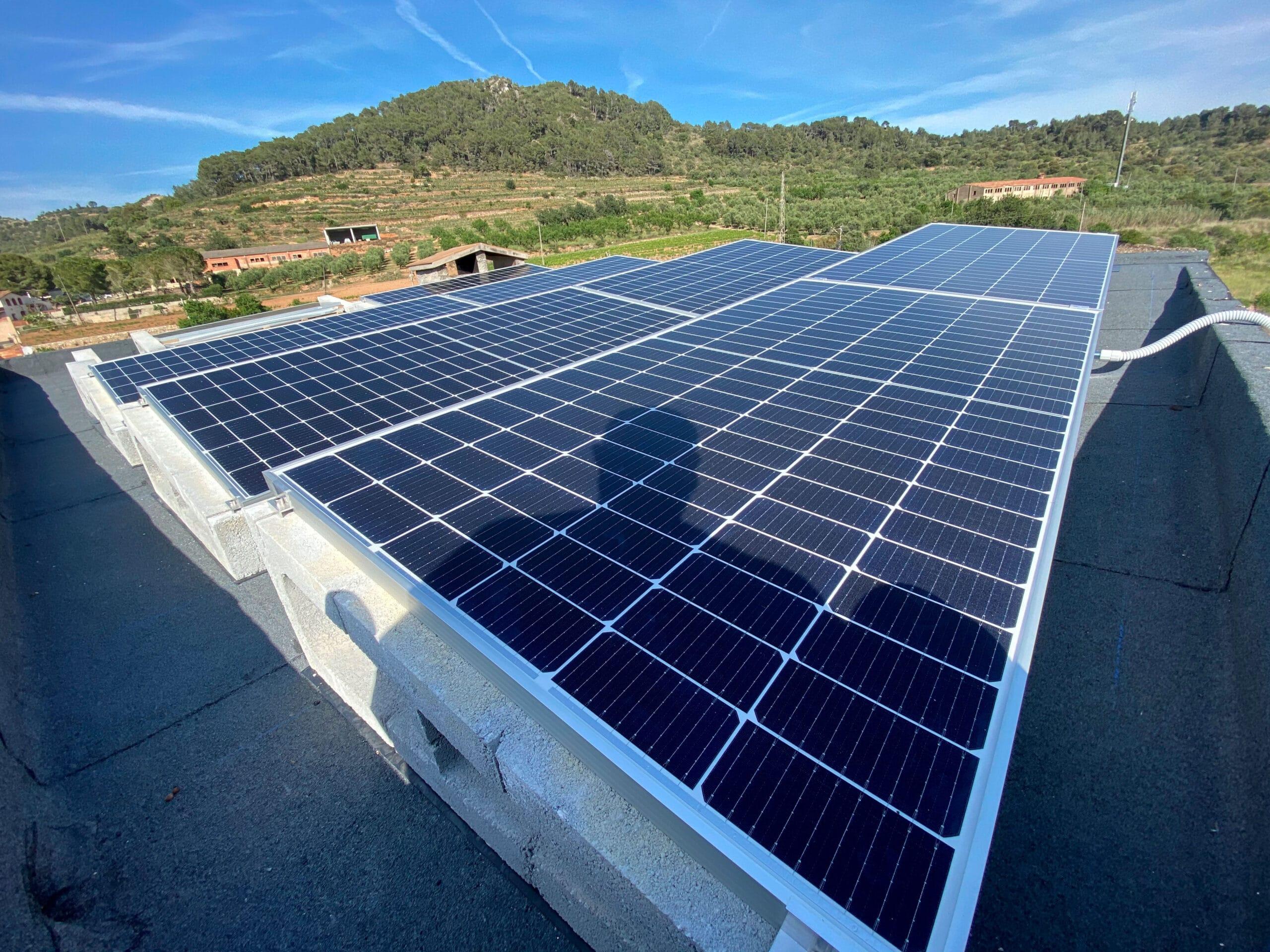 energia solar factura llum